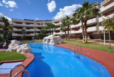 Roger & Angela recently completed on a property in Playa Flamenca