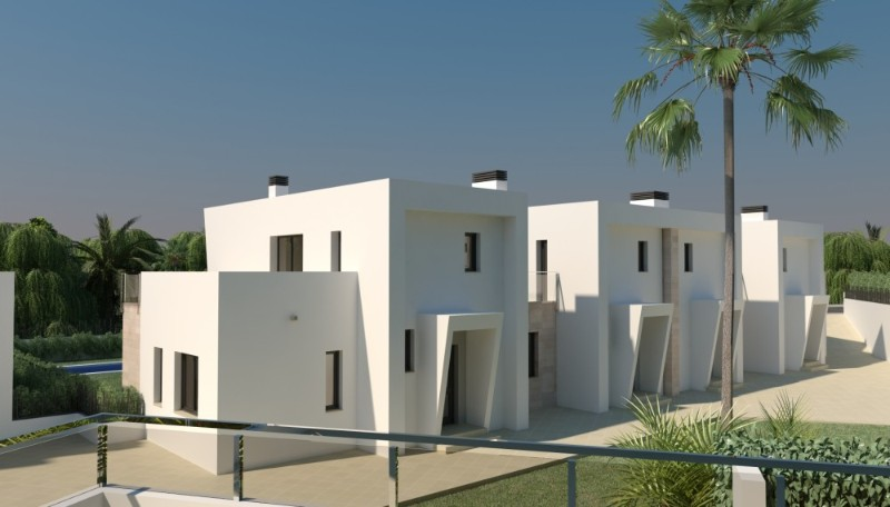 New Build - Townhouse - Villamartin