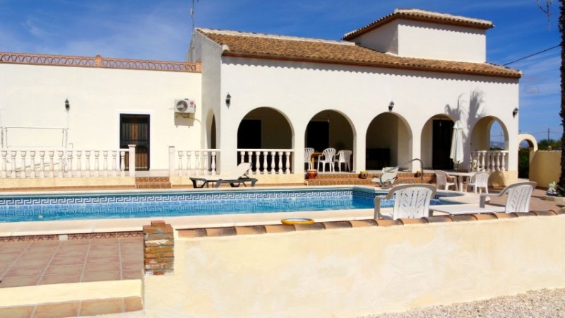 3 bed Villa for Sale in Rafal