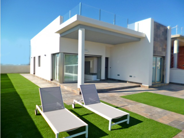 New Build - Villa - Villamartin