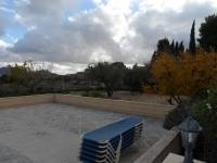 Resale - Country House - Alicante - Agost campo