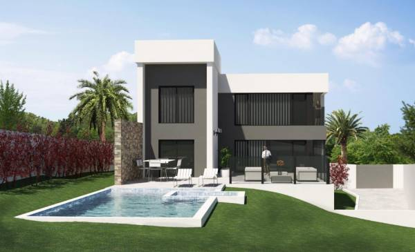 Villa - New Build - Playa Flamenca - Playa Flamenca