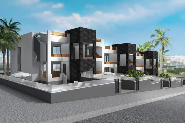 Apartment - New Build - Torrevieja - Los Altos