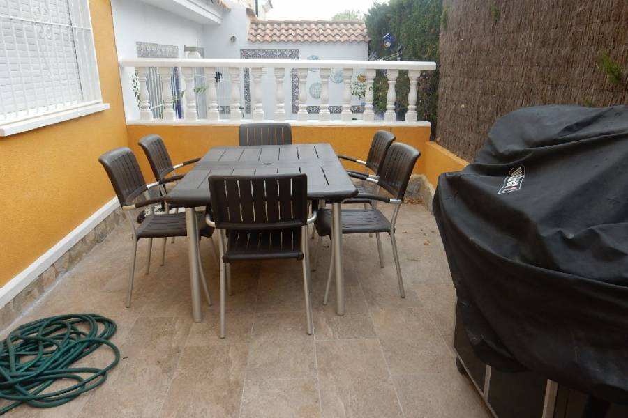 Resale - Townhouse - Ciudad Quesada - La Fiesta