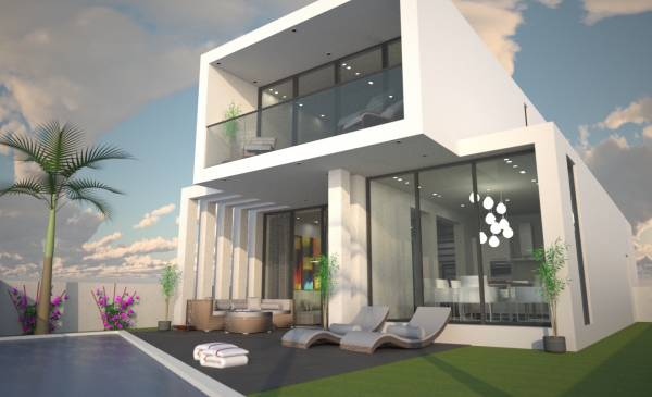Villa - New Build - Guardamar Del Segura - Guardamar