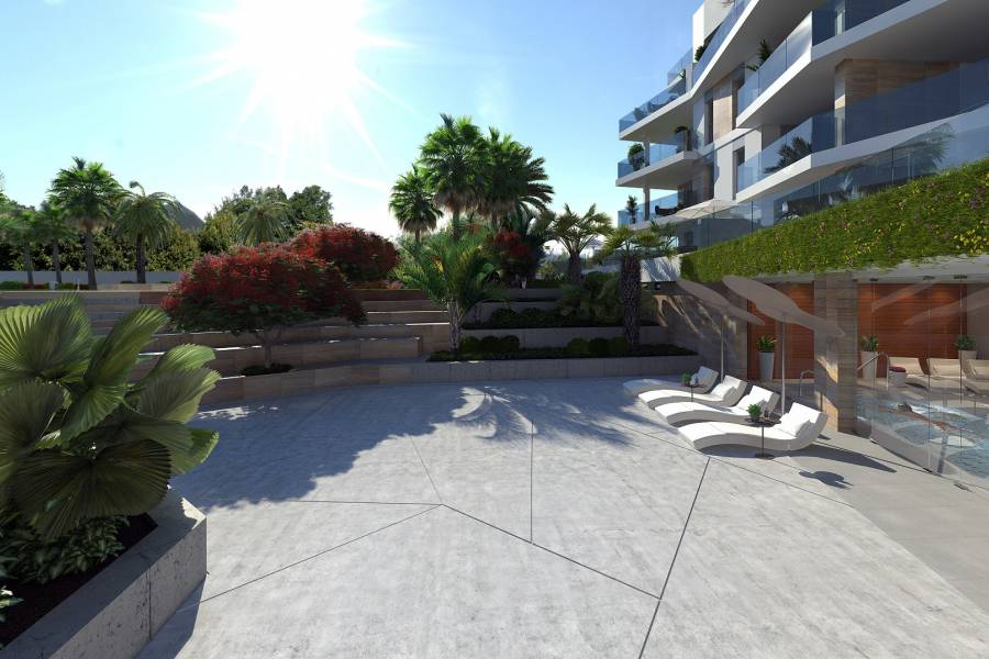 New Build - Apartment - Cabo Roig