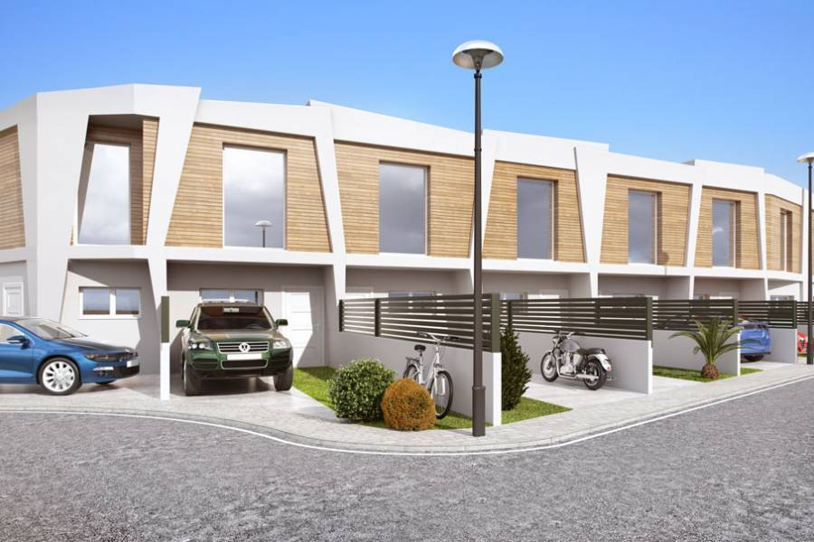 New Build - Townhouse - Gran Alacant