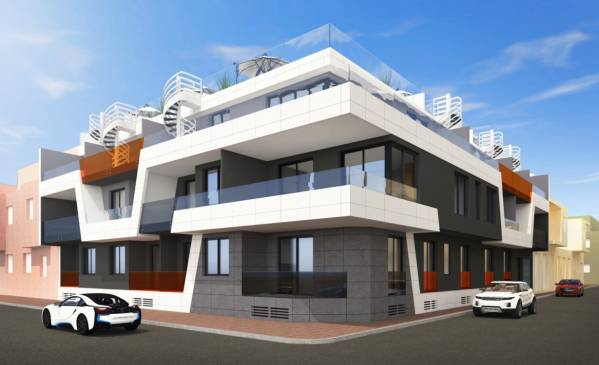 Apartment - New Build - Torrevieja - Playa de los Locos