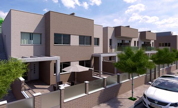 Townhouse - New Build - Torre De La Horadada - Torre De La Horadada