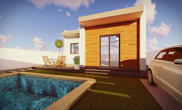 Villa - New Build - Benijofar - Atalaya Park