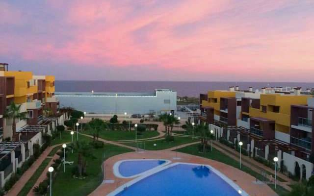Ray and June purchased delightful property in Playa Flamenca