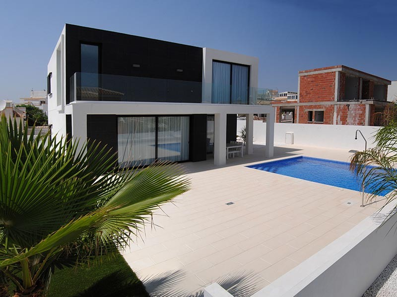 New Build - Villa - La Marina