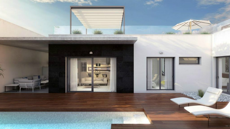 New Build - Villa - Cabo Roig