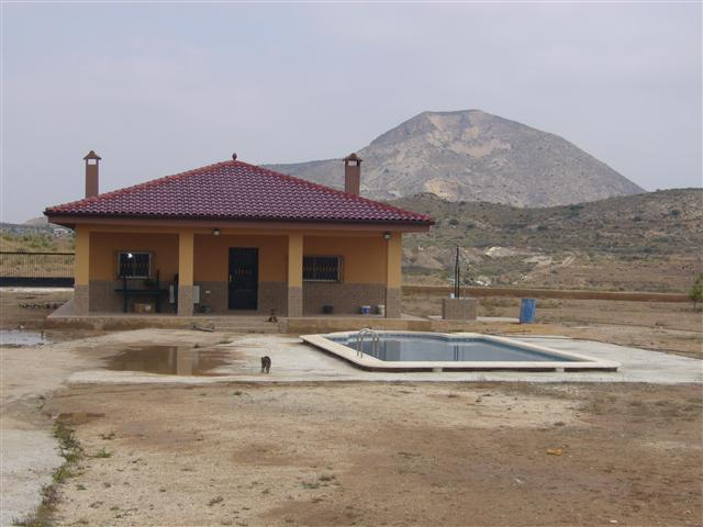 Resale - Country House - Novelda - Novelda - Campo