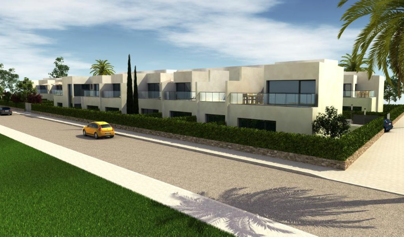 New Build - Townhouse - Punta Prima