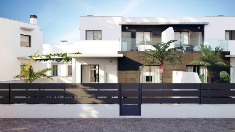 New Build - Townhouse - Cabo Roig