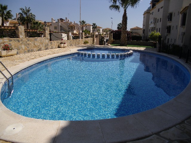 Resale - Townhouse - Campoamor - Las Ramblas Golf Course