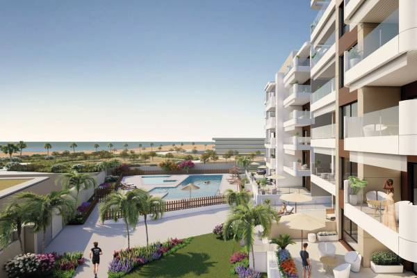 Apartment - New Build - Mil Palmeras - Mil Palmeras