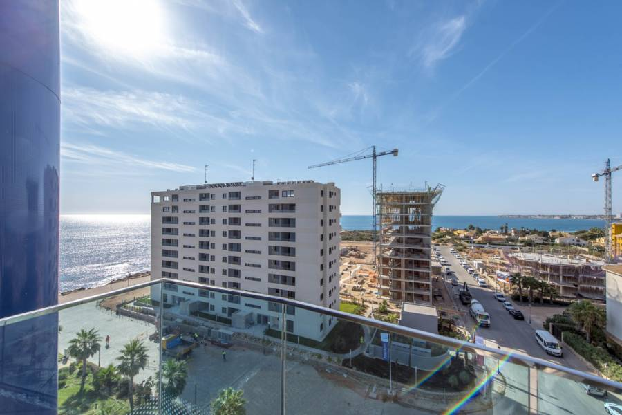 Resale - Apartment - Torrevieja - Sea Senses