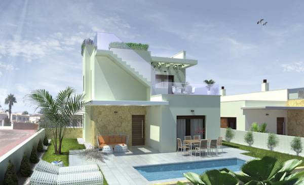 Townhouse - New Build - Ciudad Quesada - Ciudad quesada