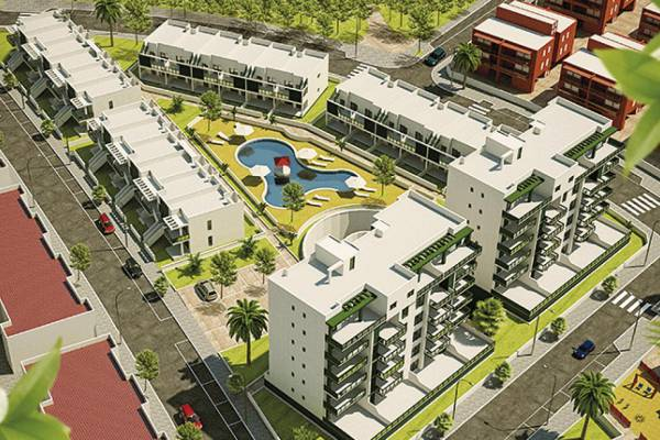 Townhouse - New Build - Pilar de la Horadada - Mil Palmeras
