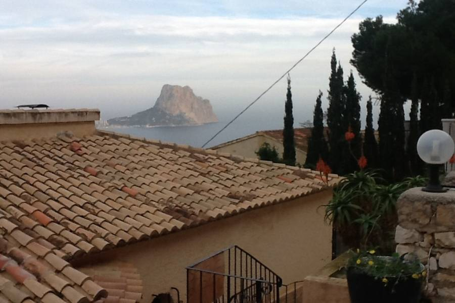 Resale - Country House - Calpe - Calpe - Center