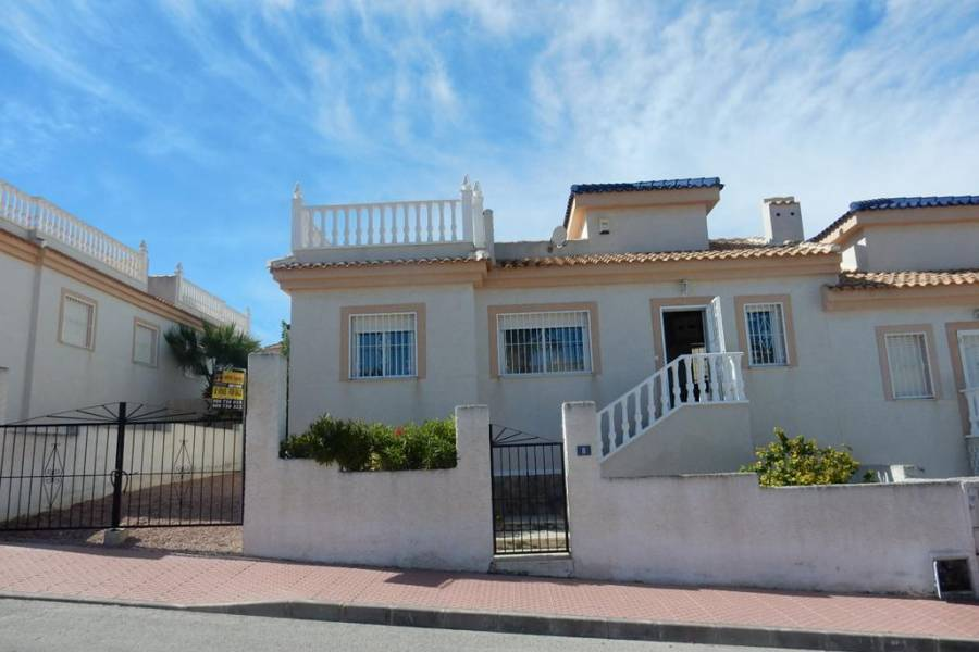 Resale - Townhouse - Ciudad Quesada - Rojales Hills