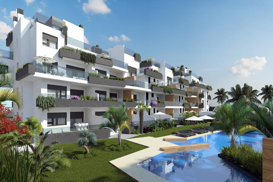 New Build - Apartment - Orihuela - Villamartin