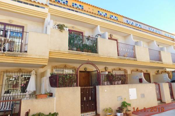Townhouse - Resale - Playa Flamenca - Amapolas