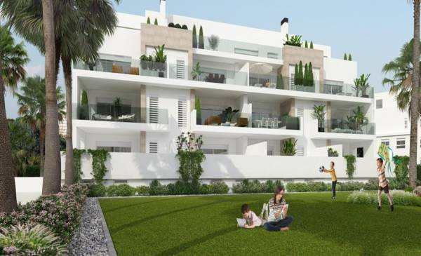 Apartment - New Build - Orihuela - Villamartin
