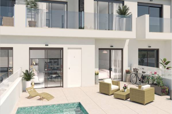 Townhouse - New Build - San Pedro del Pinatar - San Pedro del Pinatar