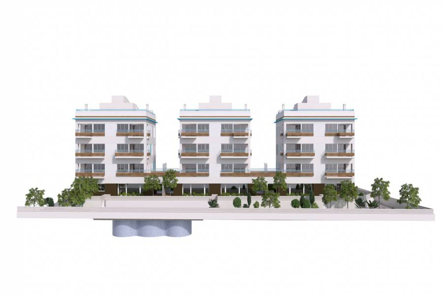 New Build - Townhouse - Orihuela - Villamartin