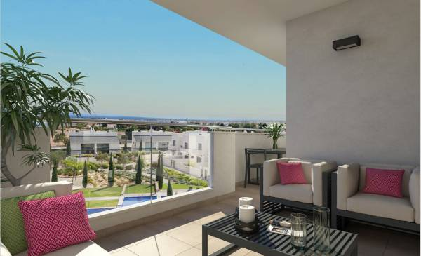 Apartment - New Build - Orihuela - Los Dolses