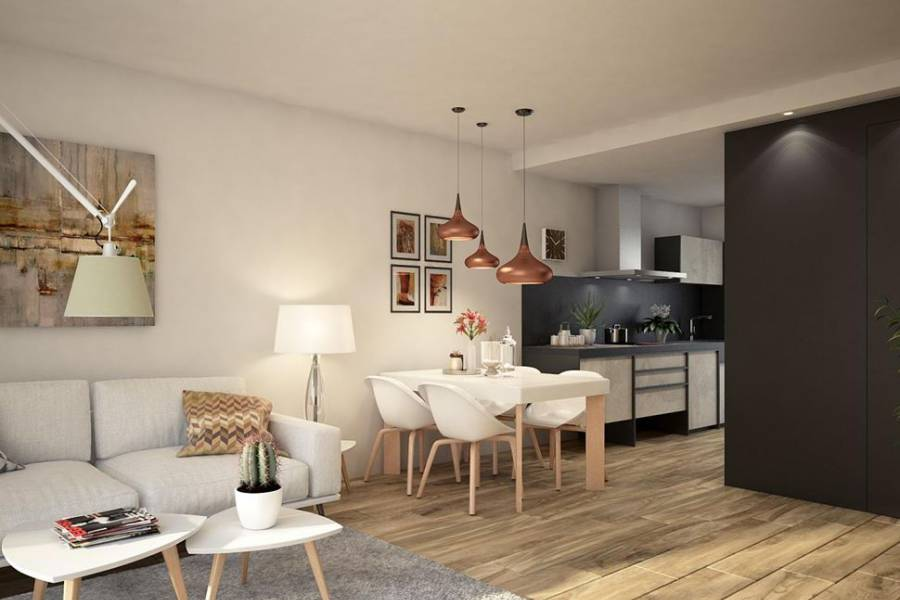 New Build - Apartment - Orihuela - La Ceñuela
