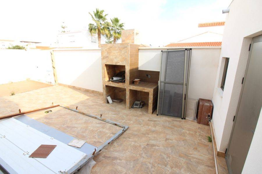 Resale - Townhouse - Torrevieja - Torreta florida