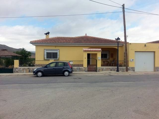 Resale - Country House - Abanilla