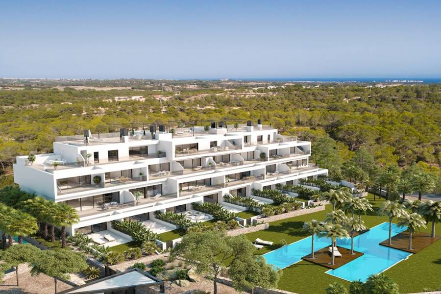 New Build - Apartment - Campoamor