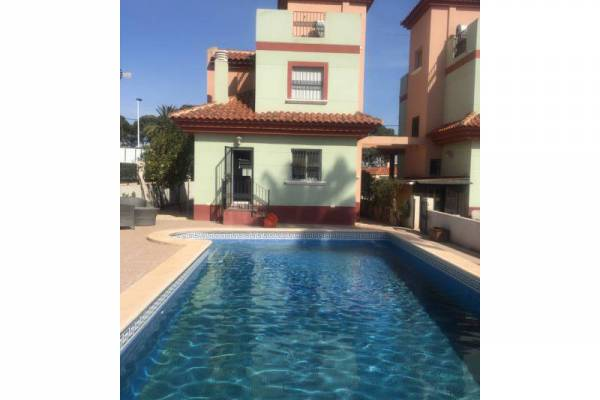 Villa - Long Term Rentals - Guardamar Del Segura - Guardamar del Segura