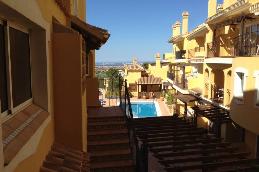 Resale - Apartment - La Manga