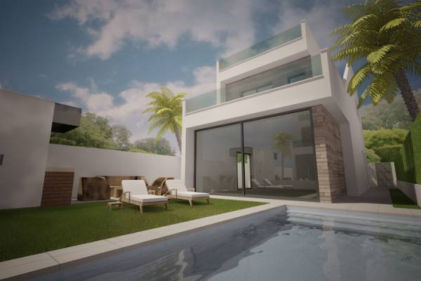 Villa - New Build - Lo Pagan - LO PAGAN