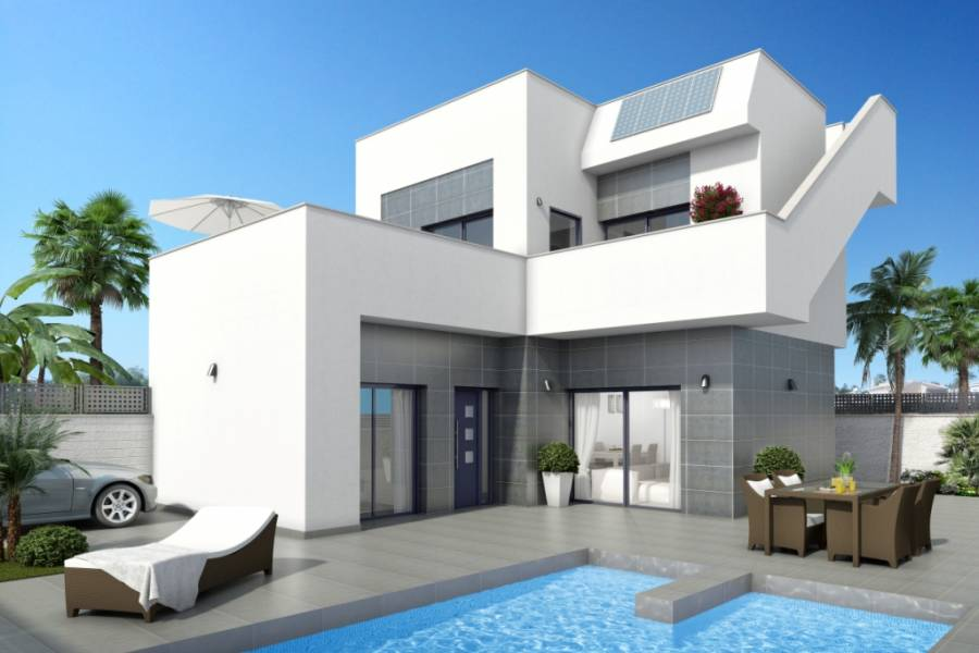 New Build - Villa - Benijofar