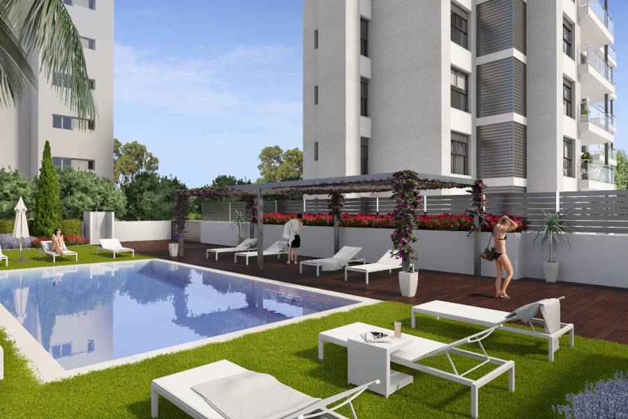New Build - Apartment - Guardamar Del Segura - Guardamar