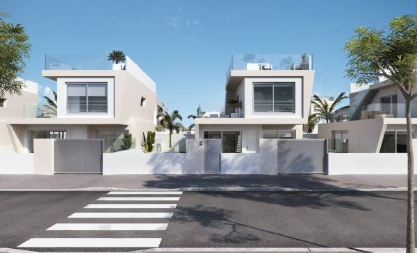 Villa - New Build - Mil Palmeras - Mil Palmeras