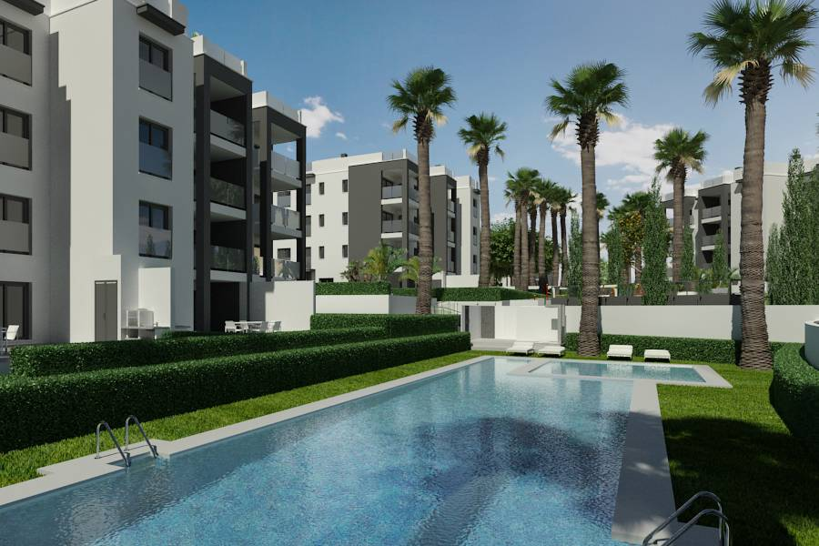 New Build - Apartment - Villamartin