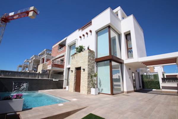 Villa - New Build - Ciudad Quesada - Cuidad Quesada