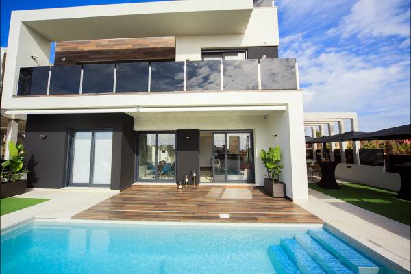 Villa - New Build - Cabo Roig - Cabo Roig