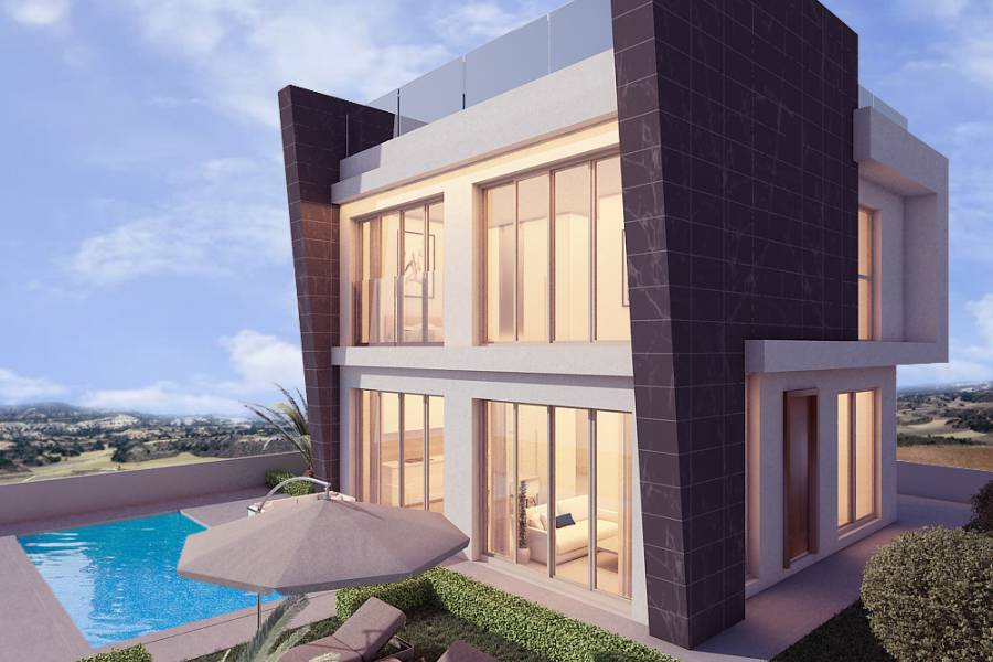 New Build - Villa - Gran Alacant