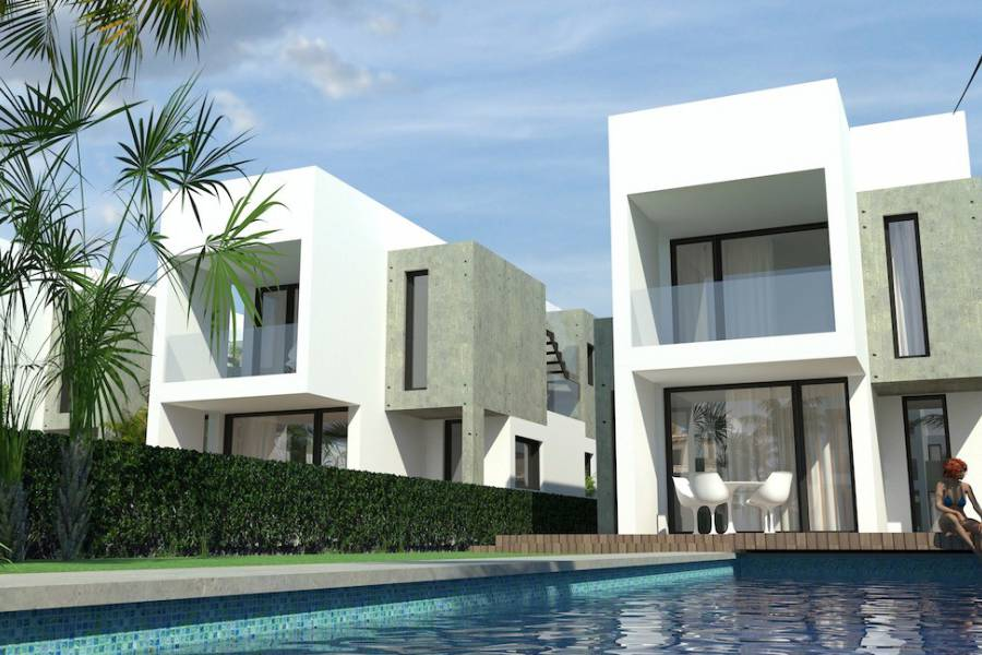 New Build - Villa - La Marina - La Marina Village
