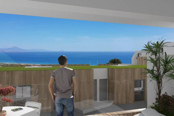 Apartment - New Build - Gran Alacant - Gran Alacant