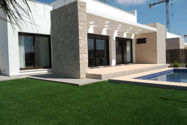 Villa - New Build - Los Montesinos - Los Montesinos